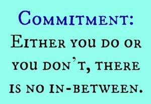 Commit. Do. Succeed.
